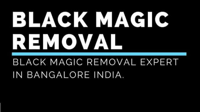 Get rid of Black Magic