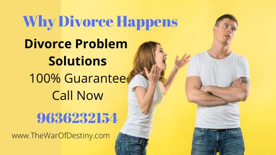 Divorce Problem Solution Baba ji